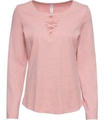 maglia con stringatura (rosa) - rainbow