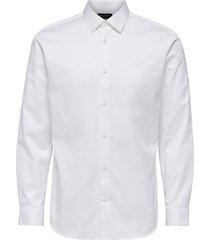 lange mouwen slimpen-pelle overhemd
