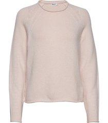 dahlia sweater gebreide trui roze filippa k