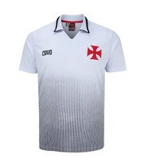 camiseta polo do vasco da gama 21 braziline - masculina