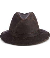 dorfman pacific men's weathered safari hat