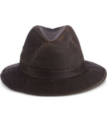 dorfman pacific men's weathered safari hat