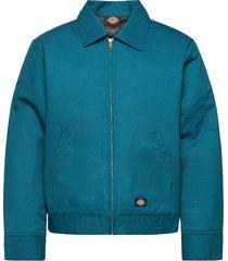 lined eisenhower jacket tunn jacka blå dickies