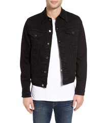 men's frame l'homme jacket, size x-small - black