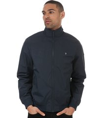 mens flint blouson jacket