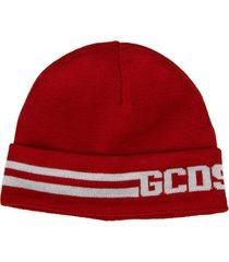 gcds logo beanie