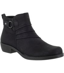 easy street shanna comfort booties women's shoes