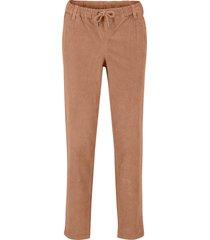pantaloni di velluto ampi (marrone) - bpc bonprix collection