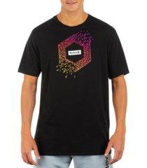 hurley men's burstex t-shirt