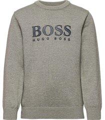 pullover pullover grijs boss