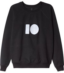 10 days sweatshirt 20-802 zwart