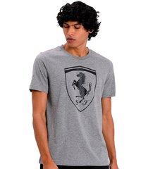 camiseta ferrari- gris - puma - ref : 59540806