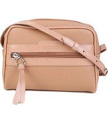 bolsa anacapri mini bag eco ravena calf feminina