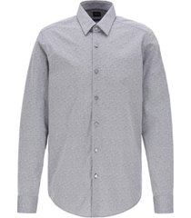 boss men's lukas f regular-fit shirt