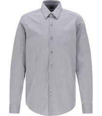 boss men's lukas f regular-fit shirt