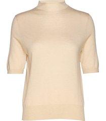 evelyn sweater turtleneck coltrui beige filippa k
