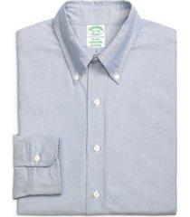 men's brooks brothers milano slim fit solid dress shirt