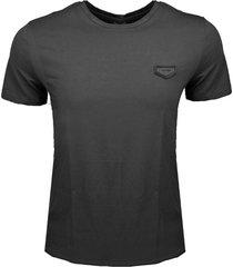 antony morato t-shirt zwart rond