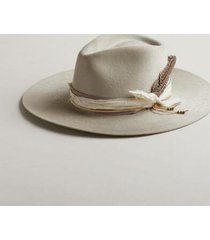 sundance catalog women's verona hat in silver small