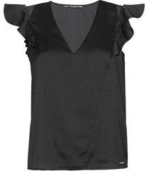 blouse guess ss dahab top