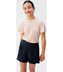 shorts van 100% lyocell