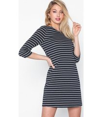 only onlbrilliant 3/4 dress jrs noos loose fit dresses mörk blå
