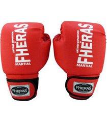 luva boxe muay thai fheras new trade