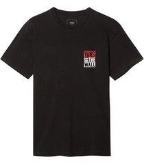 t-shirt korte mouw vans new stax ss