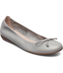a-6191 iseo ballerinaskor ballerinas grå wonders