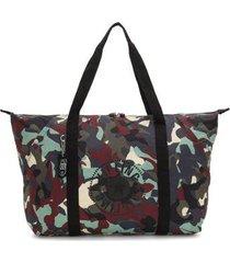 bolsa kipling art packable feminina