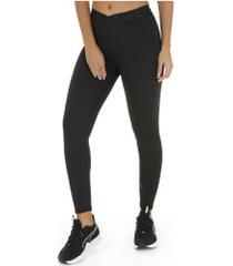calça legging puma soft sports - feminina - preto