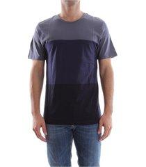 premium by jack&jones 12118214 block tee t shirt and tank men blue