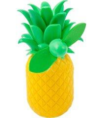 sunny life pineapple beach fan