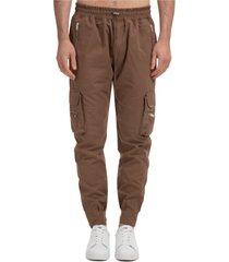pantaloni uomo military