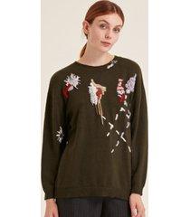 sweter merry christmas