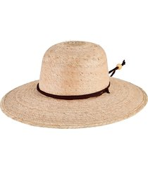 women's san diego hat palm braid garden hat -
