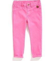 pantalón danna color fucsia con cintura ajustable