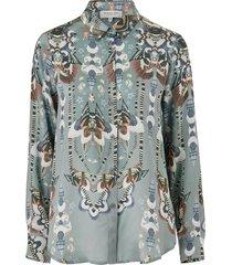sidenblus alicia blouse