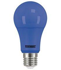 lâmpada led tkl colors 5w bivolt azul