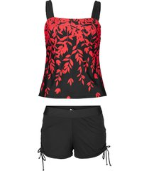 tankini (rosso) - bpc bonprix collection