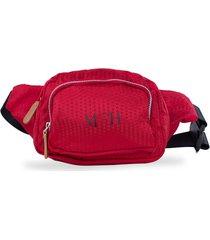canguro con bolsillo rojo nimbus