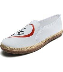 baleta dama blanco tellenzi l569