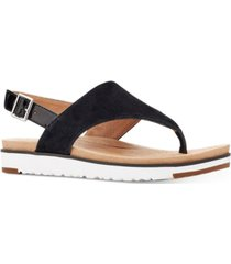 ugg women's alessia thong sandals
