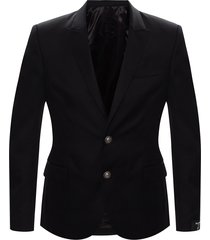 blazer with peak lapels
