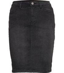 sc-andora kort kjol grå soyaconcept
