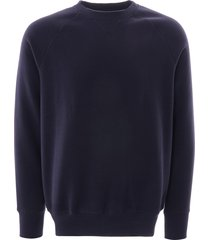 c17 crewneck sweatshirt | navy | swtf001-02