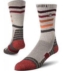 calcetin hombre trekking warm socks lippi