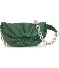 bottega veneta the belt chain pouch