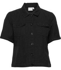 jacket jeansjacka denimjacka svart brandtex