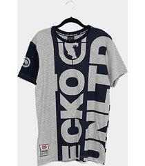 camiseta ecko básica e913a masculina - masculino